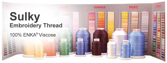 Sulky Embroidery Thread