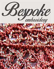 Bespoke Embroidery Services